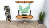 Combideal: INTEGRATED verstelbare werktabel + Wigli One_