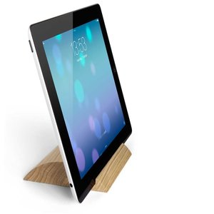 Wigli T1 with iPad Retina
